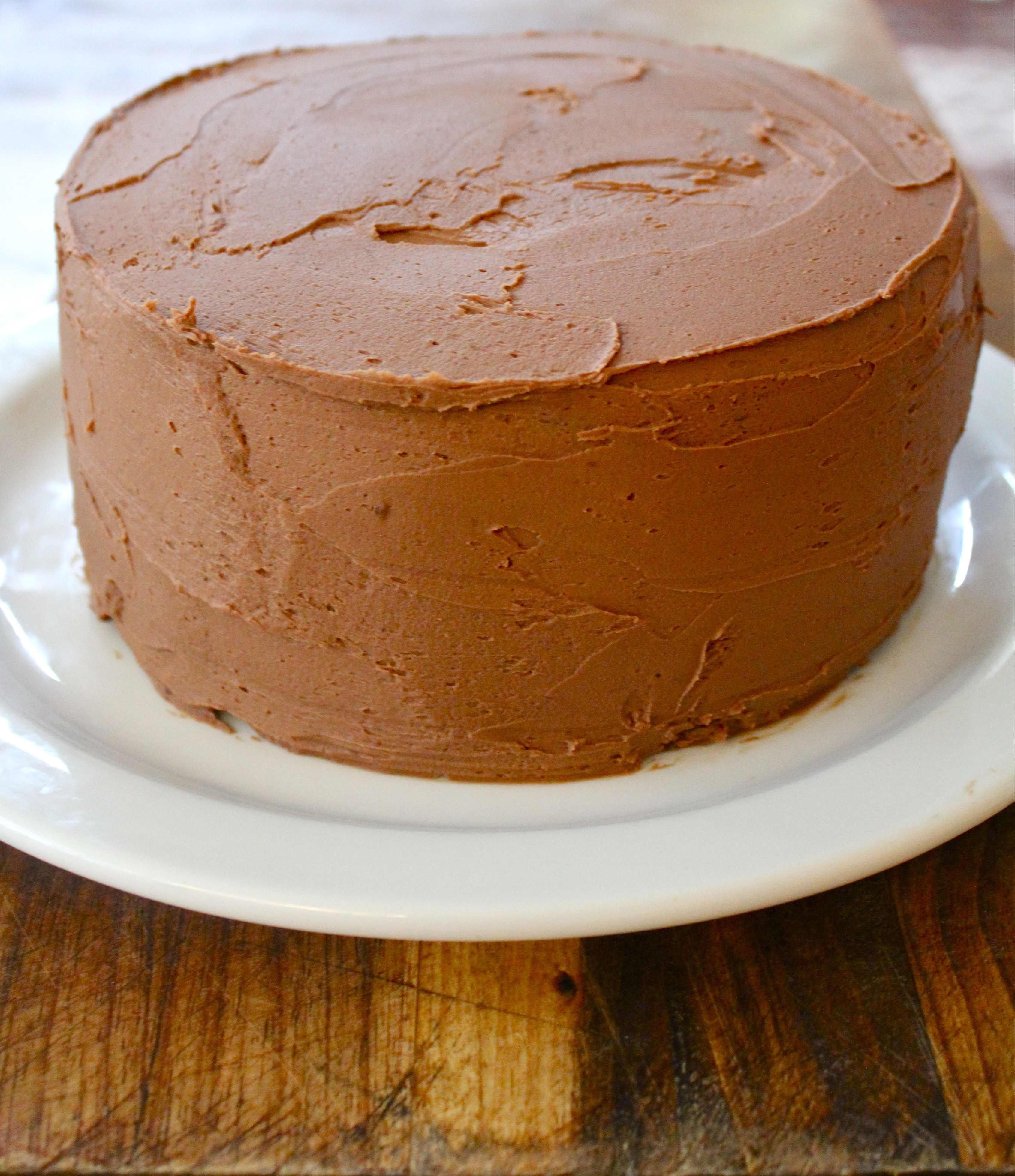 Caramelized Orange And Chocolate Layer Cake Recipes — Dishmaps