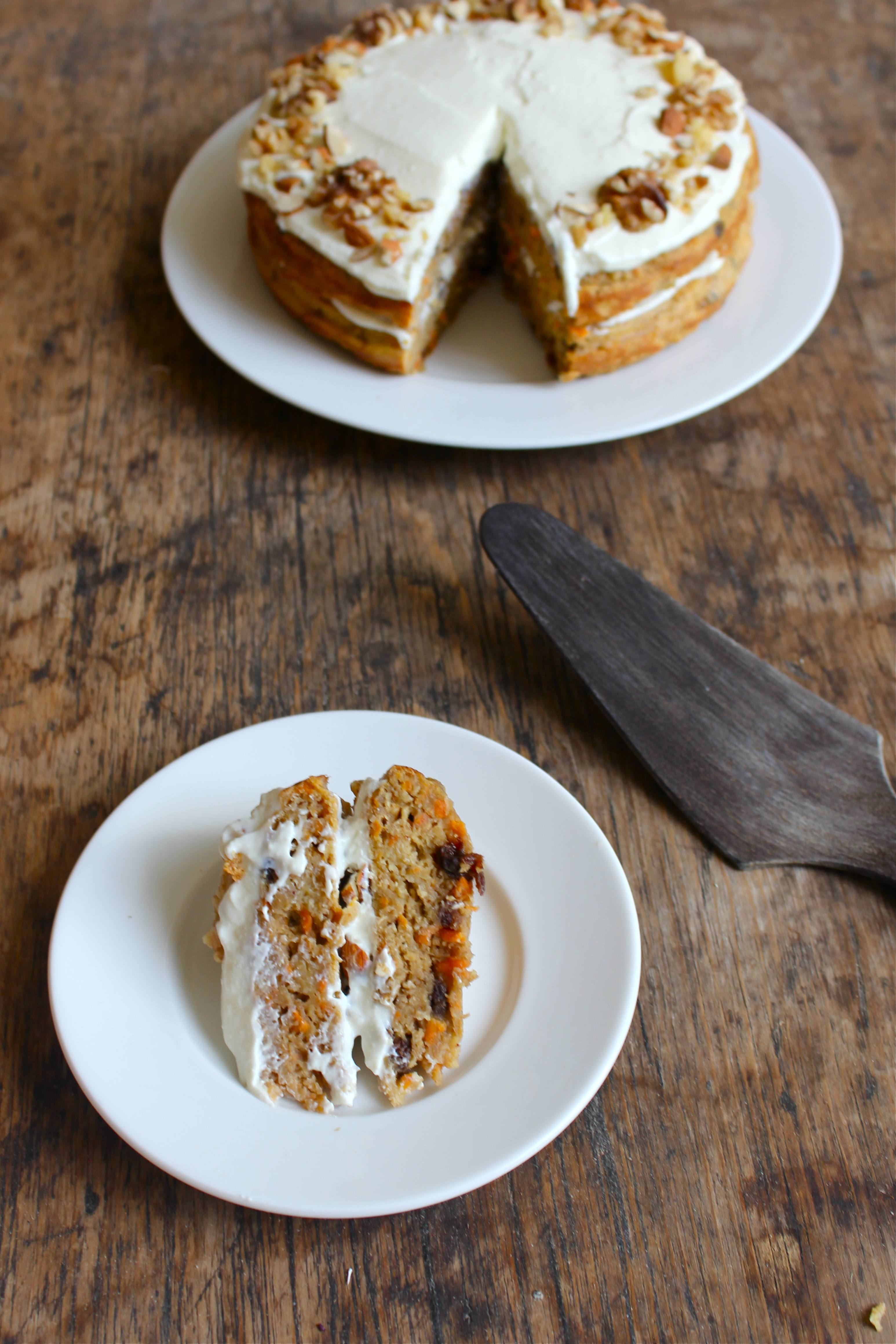 Carrot cake recipe ricotta cheese
