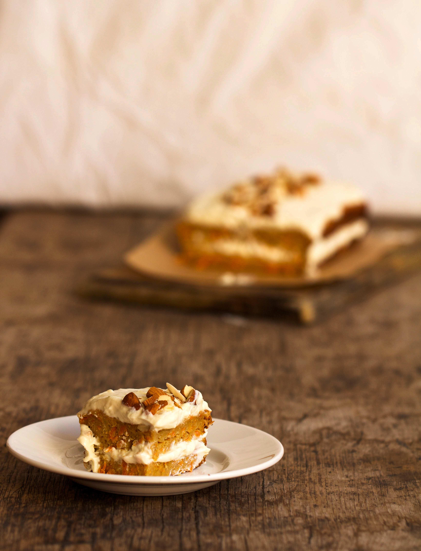 Moosewood Carrot Cake Recipe