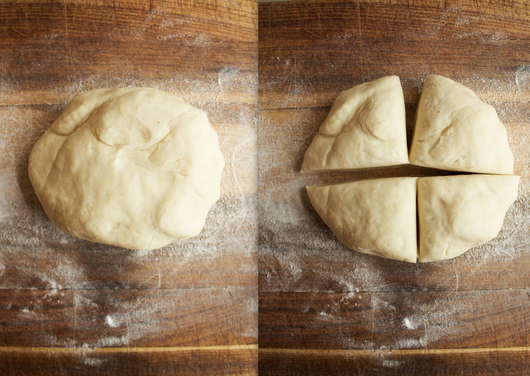 Как сделать пельменное тесто без яиц рецепт